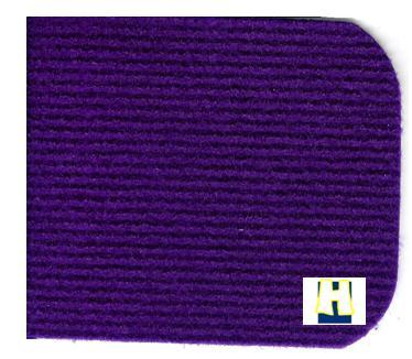 Moqueta ferial color Violeta