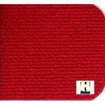 Moqueta Ferial Roja 0700