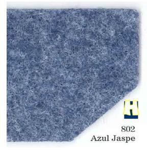 Moqueta ferial color Azul Jaspe