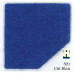 Moquetas feriales color Uni Blau