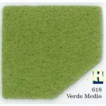 Moqueta verde medio