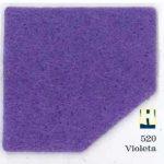 Moqueta para eventos color violeta