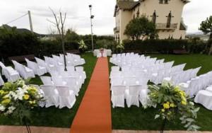 Moquetas para bodas