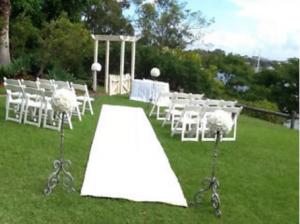 Moquetas para bodas y eventos nupciales